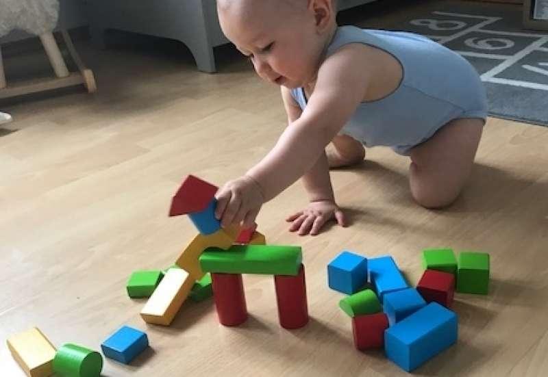 Eichhorn/Baby- & Kleinkindspielzeug:Großer Spaß, kleine Baumeister