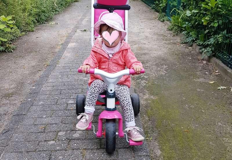 Smoby/Kinderfahrzeuge (z. B. Bobby Car):Smoby Baby Balade