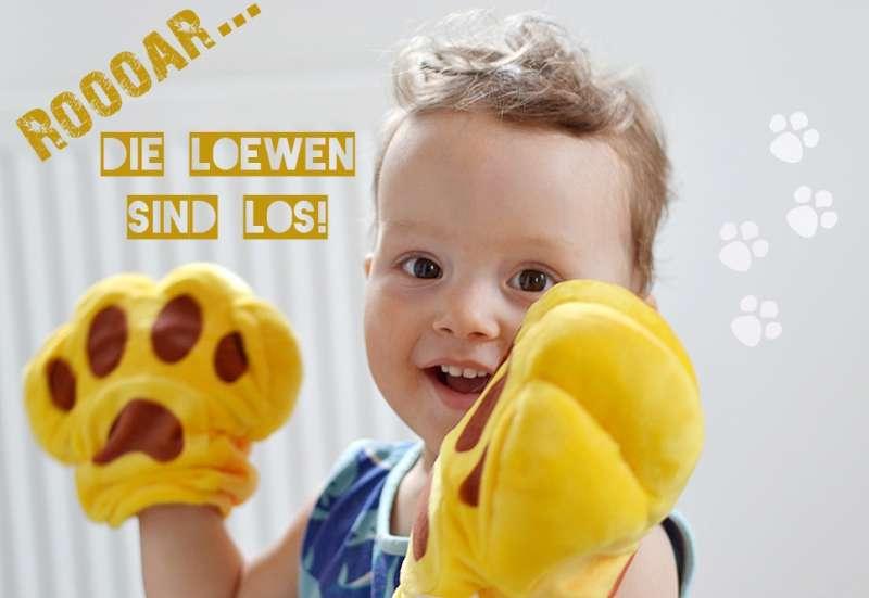 Simba/Plüsch- und Kuscheltiere:Die Löwen sind los!