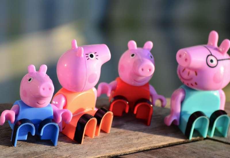 BIG/Bauen & Konstruieren:Wer liebt Peppa Pig?