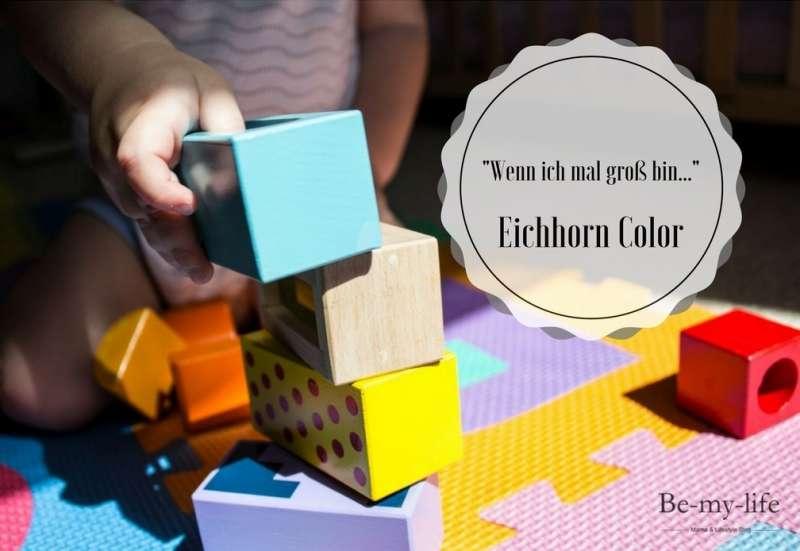 Eichhorn/Baby- & Kleinkindspielzeug:Eichhorn Color Klangbausteine