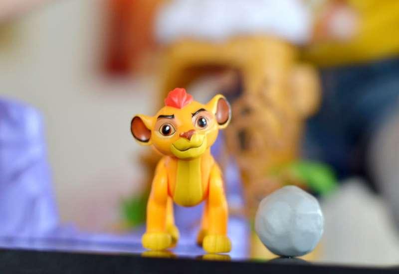 Simba/Spielewelten & Sammelfiguren:KION DER KLEINE HELD