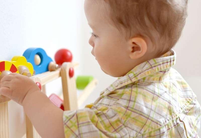 Eichhorn/Baby- & Kleinkindspielzeug:Auf die Kugeln fertig los!