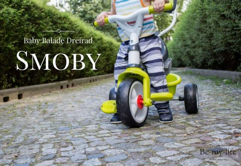 Smoby/Baby- & Kleinkindspielzeug:Smoby Baby Balade Dreirad