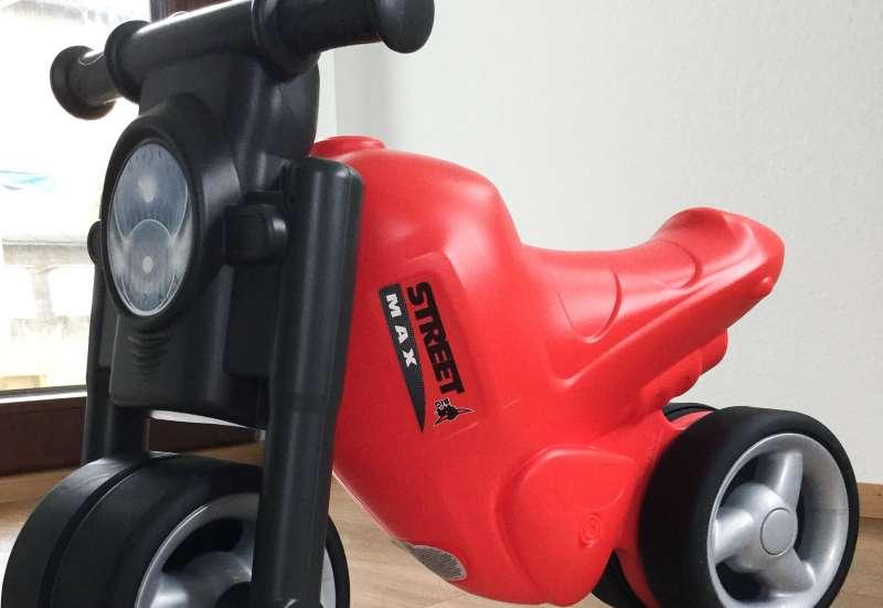BIG/Autos, Fahrzeuge, Boote & Flieger:Das coole Street Bike