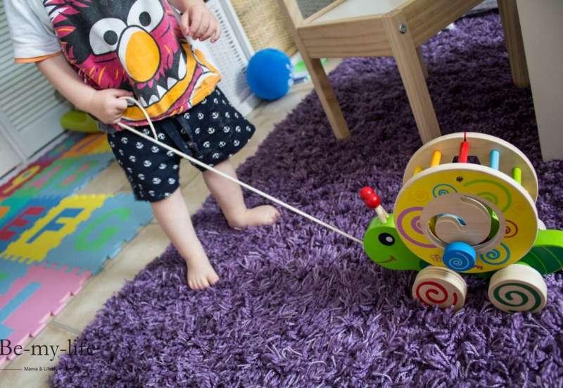 Eichhorn/Baby- & Kleinkindspielzeug:NachziehStecktier von Eichhorn