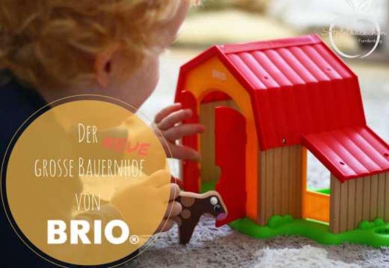BRIO/Spielewelten & Sammelfiguren:BRIO Großer Bauernhof