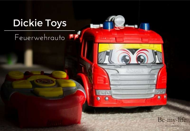 Dickie Toys/Autos, Fahrzeuge, Boote & Flieger:Dickie Toys Feuerwehrauto