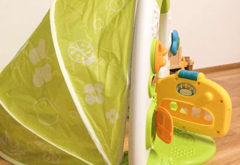 Smoby/Baby- & Kleinkindspielzeug:Entdeckerhaus Cotoons