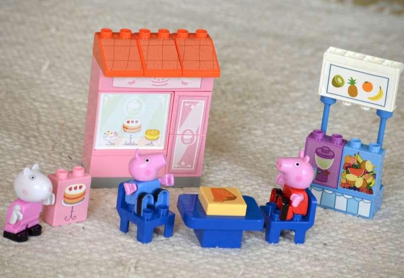 BIG/Spielewelten & Sammelfiguren:Cake Shop Peppa Pig
