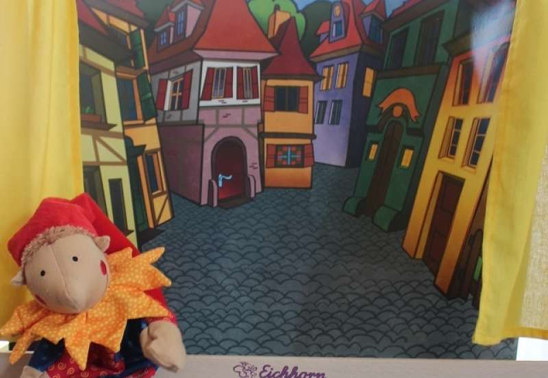 Eichhorn/Kinder Rollenspiele:Die Puppenbühne von Eichhorn