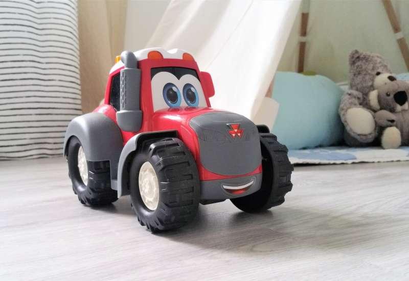 Dickie Toys/Autos, Fahrzeuge, Boote & Flieger:Happy Massey Ferguson