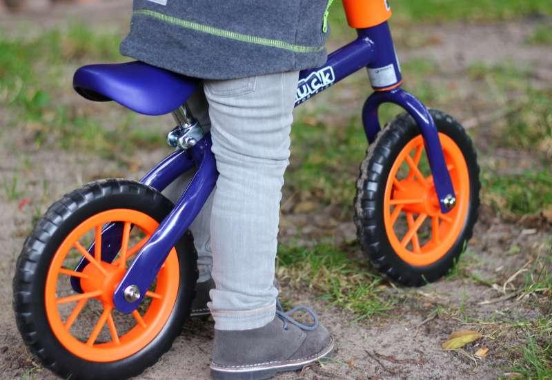 Sonstige/Kinderfahrzeuge (z. B. Bobby Car):Das hauck Toys Laufrad E-Z 10
