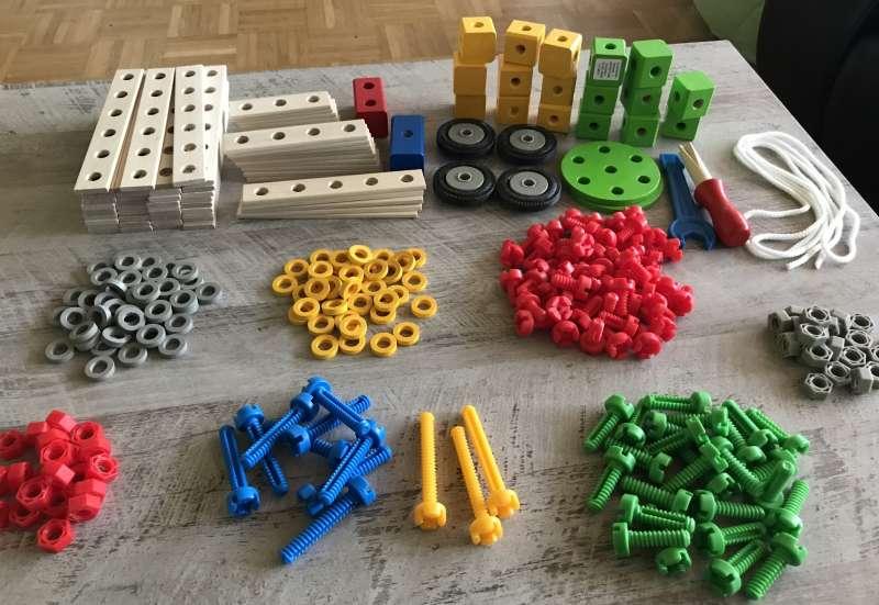 Eichhorn/Bauen & Konstruieren:Für kleine Ingenieure