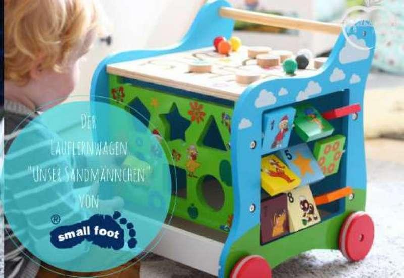 Sonstige/Baby- & Kleinkindspielzeug:Lauflernwagen von Legler