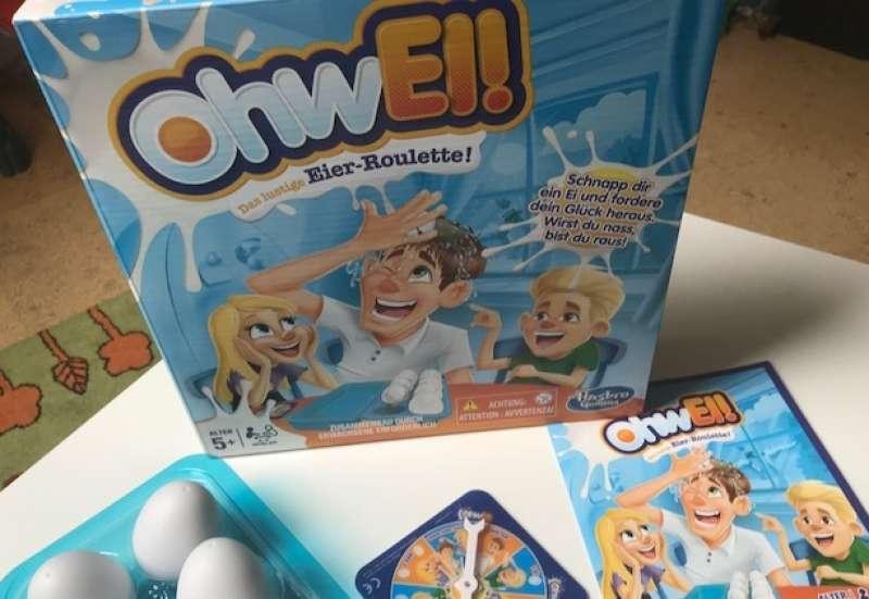 Hasbro/Spiele & Puzzles:OhwEi! von Hasbro