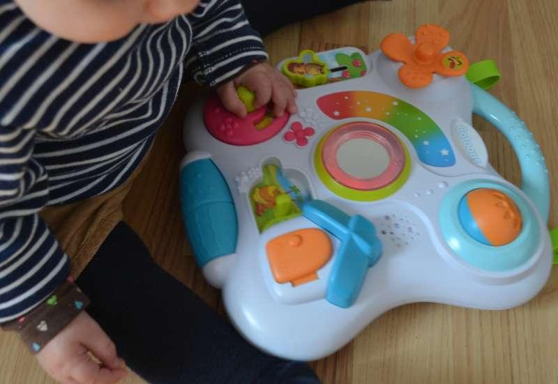 Smoby/Baby- & Kleinkindspielzeug:Cotoons Zaubertafel von Smoby