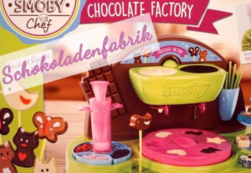 Smoby/Kinder Rollenspiele:Schokoladenfabrik  von Smoby