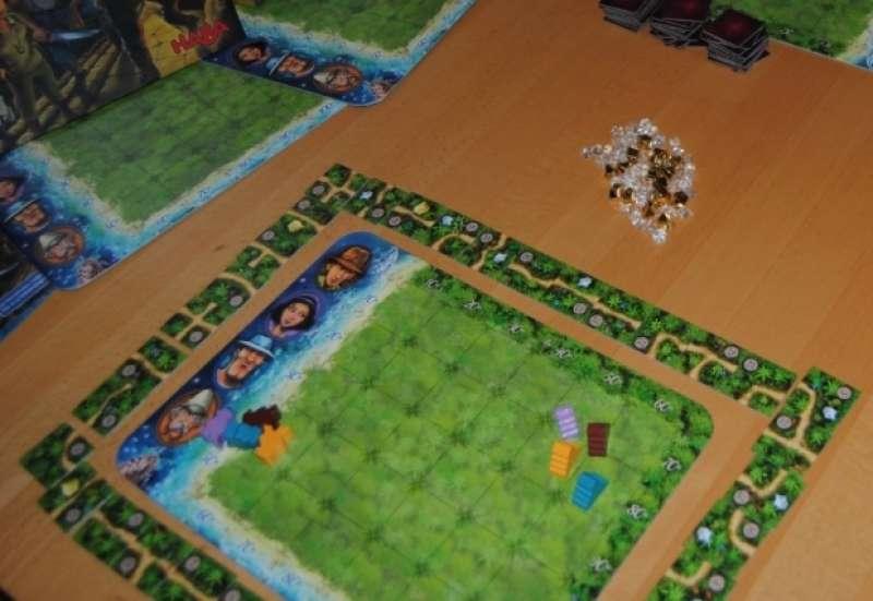 HABA/Spiele & Puzzles:Karuba