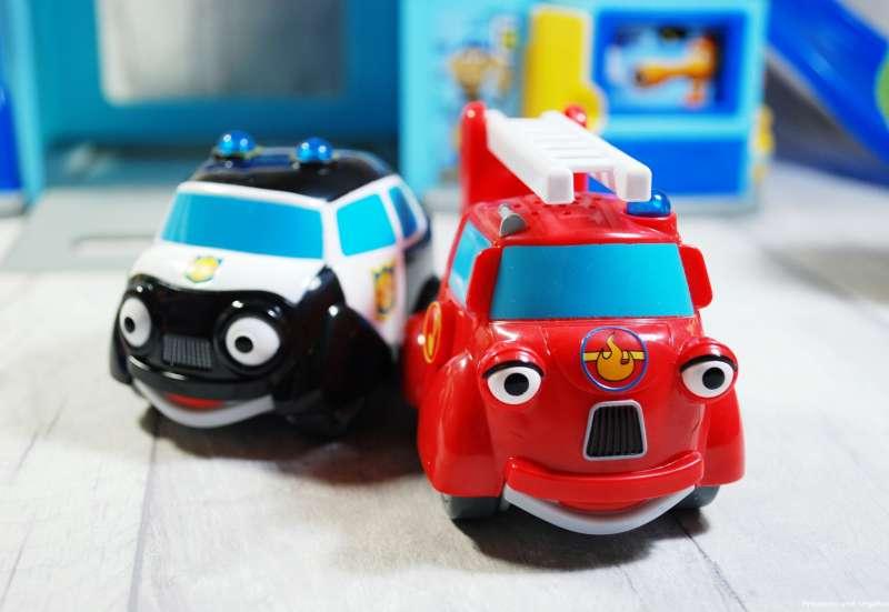 Dickie Toys/Baby- & Kleinkindspielzeug:Die Helden der Stadt