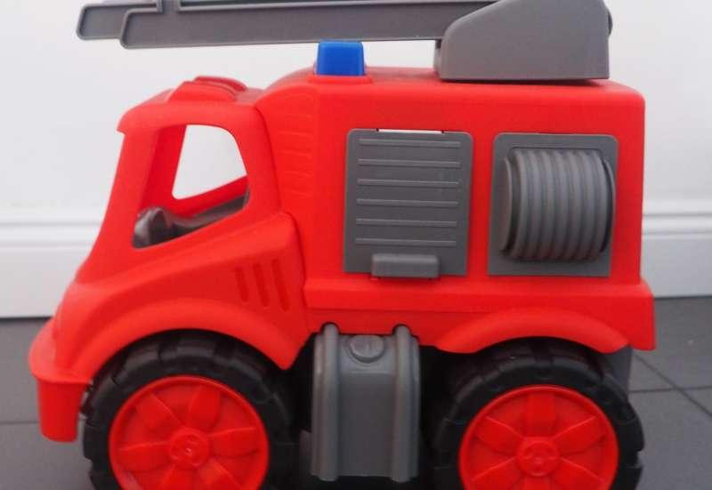 BIG/Autos, Fahrzeuge, Boote & Flieger:BIG Power Worker Feuerwehr
