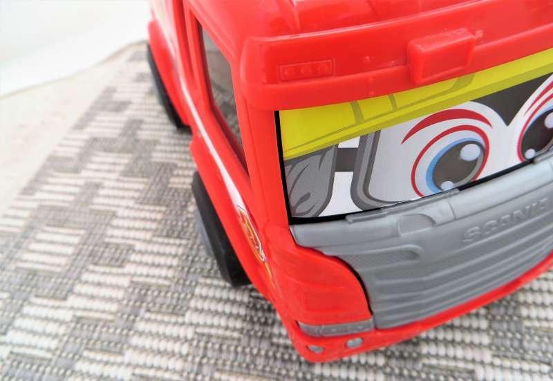 Dickie Toys/Autos, Fahrzeuge, Boote & Flieger:Feuerwehrauto für Kleinkinder