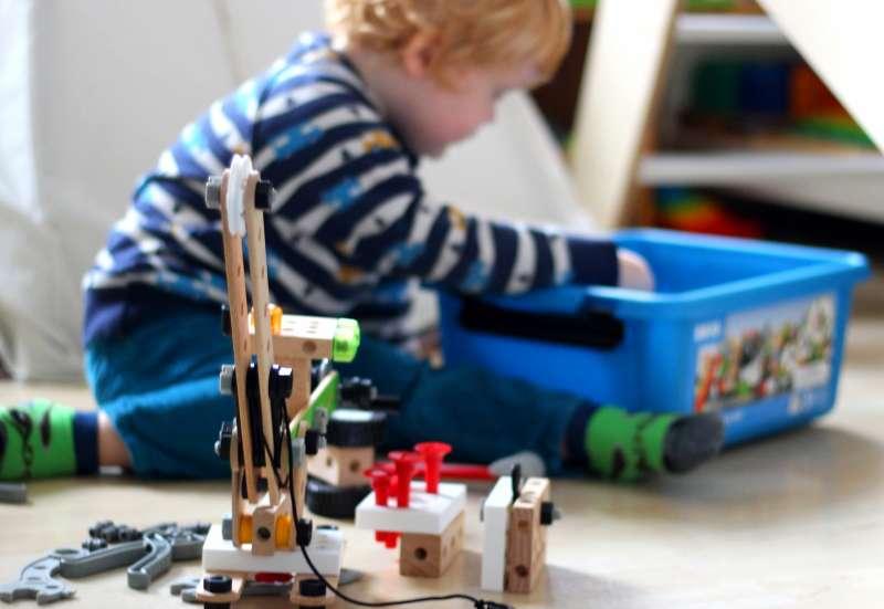 BRIO/Bauen & Konstruieren:BRIO Builder & Reisezug-Set