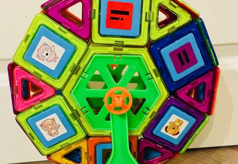 Sonstige/Spiele & Puzzles:Magnetisches Spielzeug
