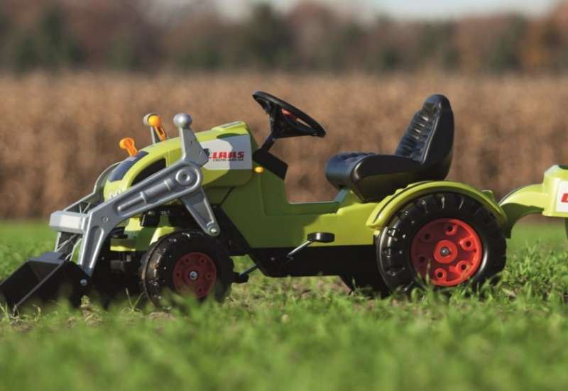 BIG/Kinderfahrzeuge (z. B. Bobby Car):Trettraktoren von BIG