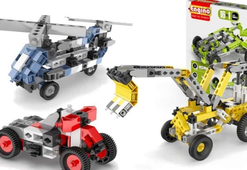 Sonstige/Bauen & Konstruieren:Konstruktionsspielzeug