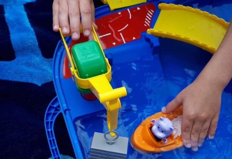 Wasserspaß mit der LockBox