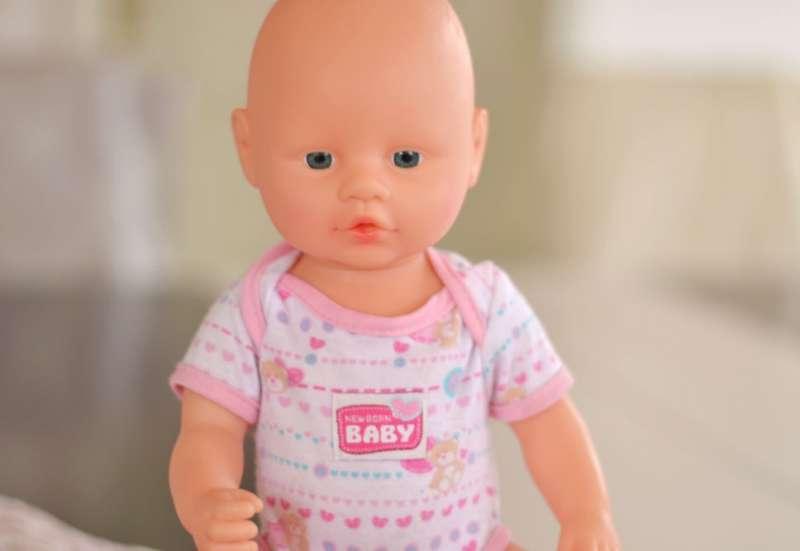 Simba/Puppen & Puppenzubehör:DIE  NEW BORN BABY