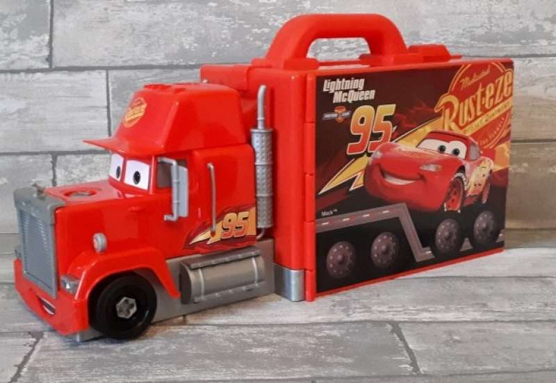 Smoby/Autos, Fahrzeuge, Boote & Flieger:Cars Mack Truck