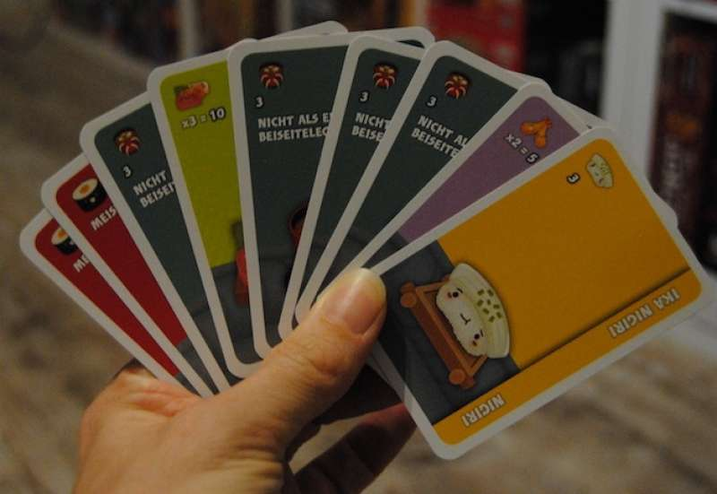 Zoch/Spiele & Puzzles:Sushi Go Party!