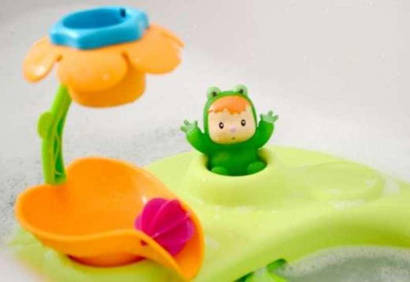 Smoby/Baby- & Kleinkindspielzeug:Plitsch-Platsch-Badespaß