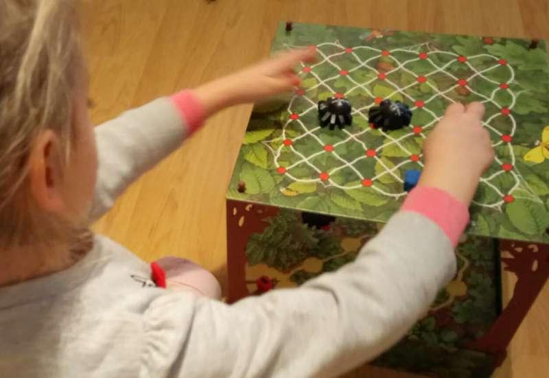 Zoch/Spiele & Puzzles:Spinnenstarker Spielspaß!
