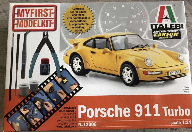 Der erste eigene Porsche