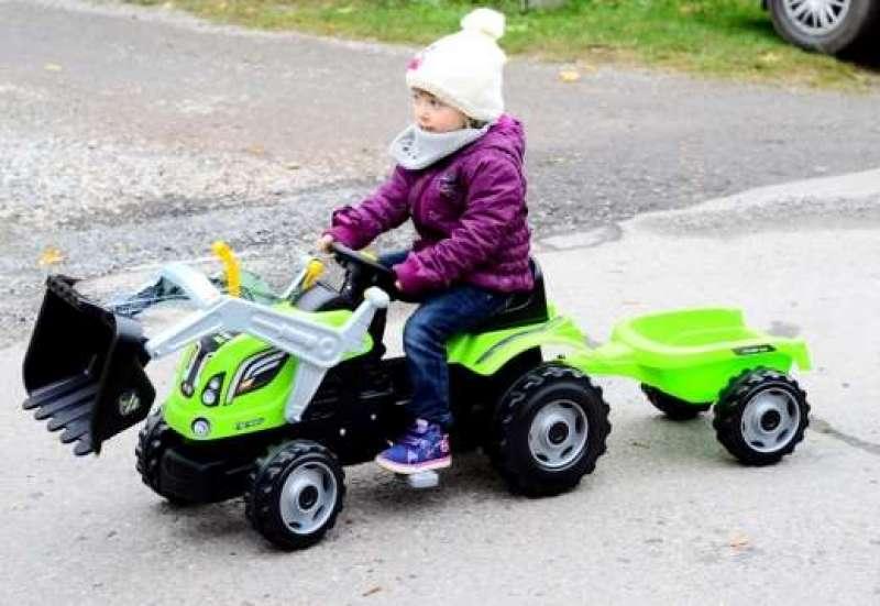 Smoby/Outdoor & Sport:Kleine Farmer aufgepasst!