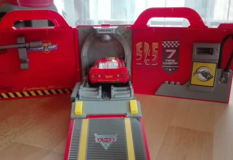 Smoby/Baby- & Kleinkindspielzeug:Cars Mack Truck