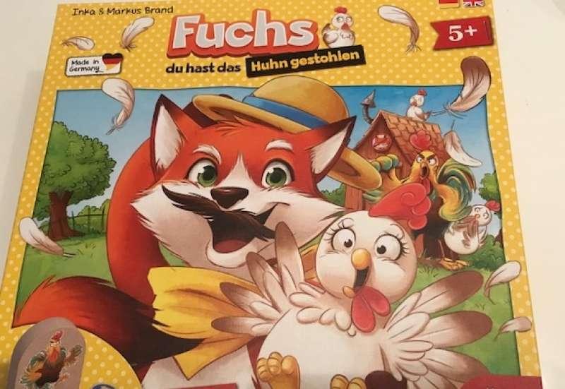 Sonstige/Spiele & Puzzles:Wer schnappt den Fuchs