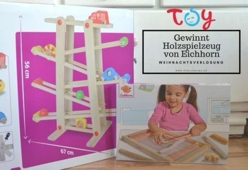 Weihnachtsverlosung Eichhorn Spielzeug