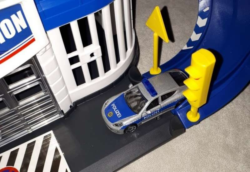 Majorette/Bauen & Konstruieren:Sicherheit im Kinderzimmer