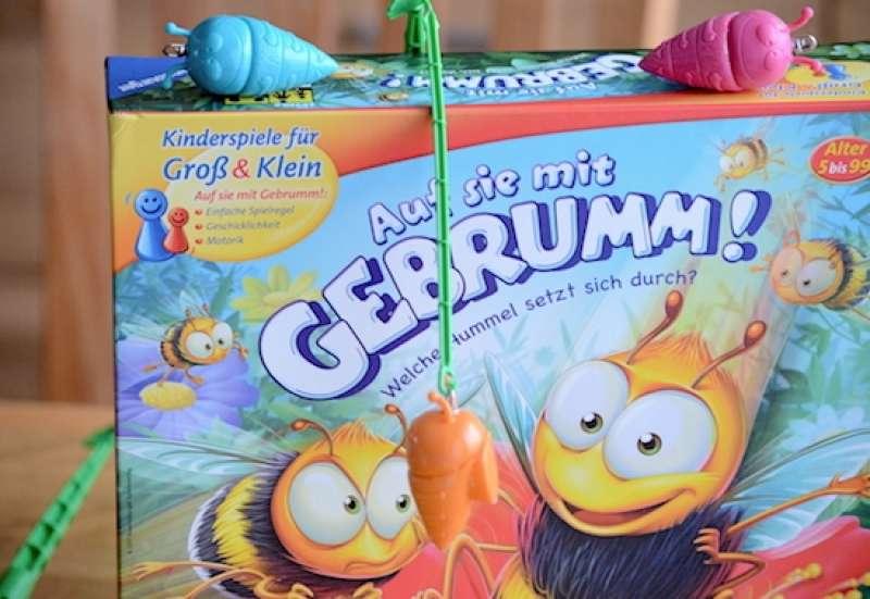 RAVENSBURGER/Spiele & Puzzles:Wo sind die Biene Maja Fans?
