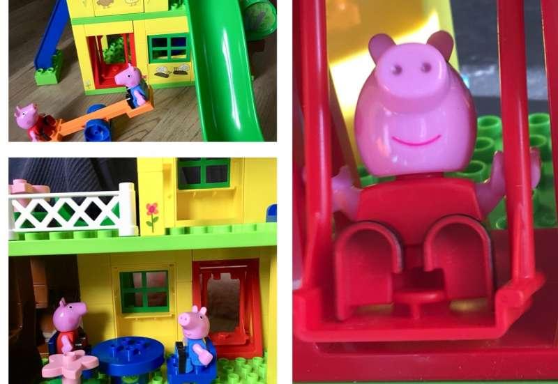 PlayBIG Bloxx Peppa Pig