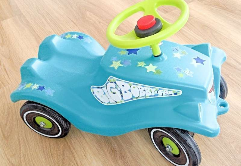 BIG/Kinderfahrzeuge (z. B. Bobby Car):Der Big-Bobby-Car-Classic