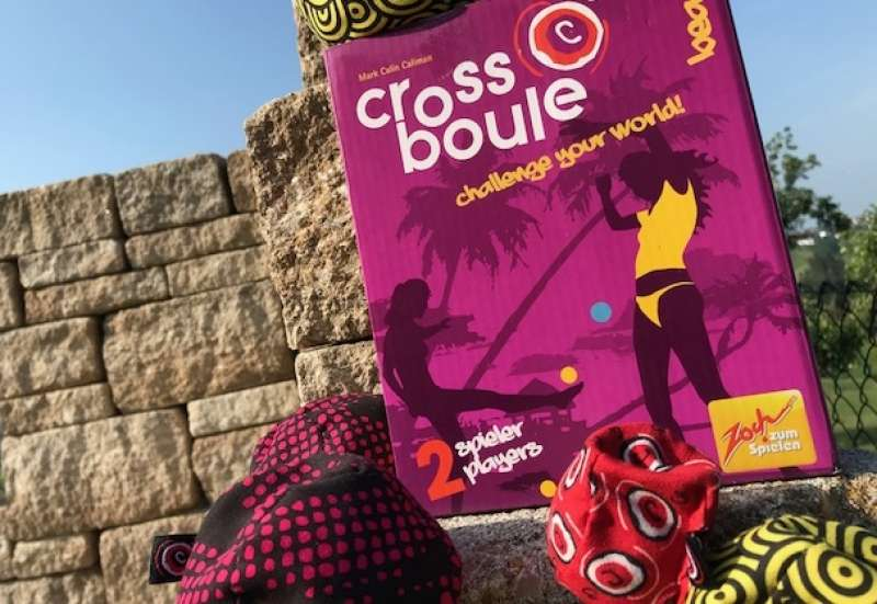 Sommerspielspaß Crossboule