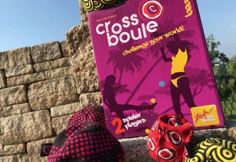Zoch/Outdoor & Sport:Sommerspielspaß Crossboule