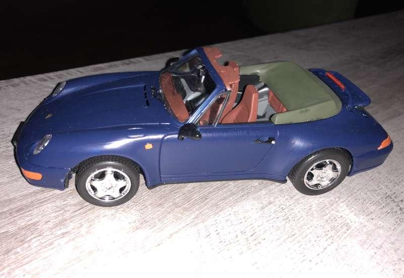 Das Porsche Cabrio