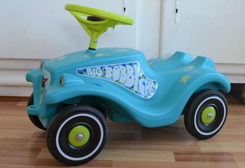BIG/Kinderfahrzeuge (z. B. Bobby Car):Das BIG Bobby Car Little Stars