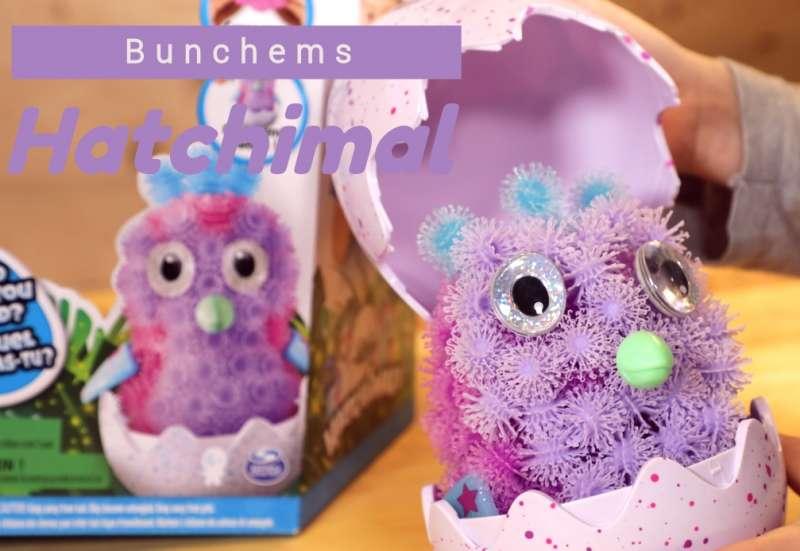 SPIN MASTER/Bauen & Konstruieren:Bunchems Hatchimal
